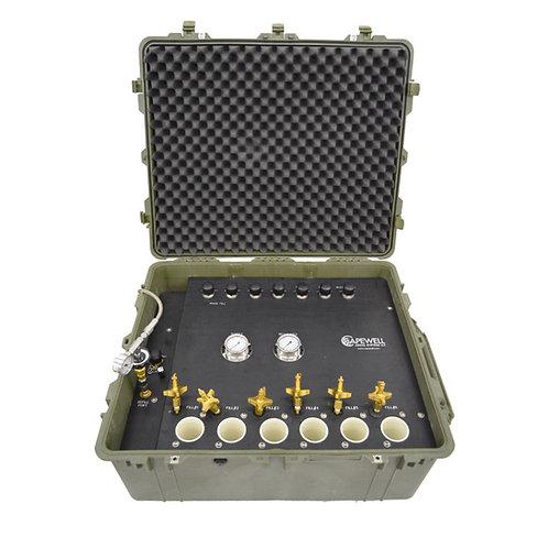 Deployable Oxygen Refill Station (DORS)