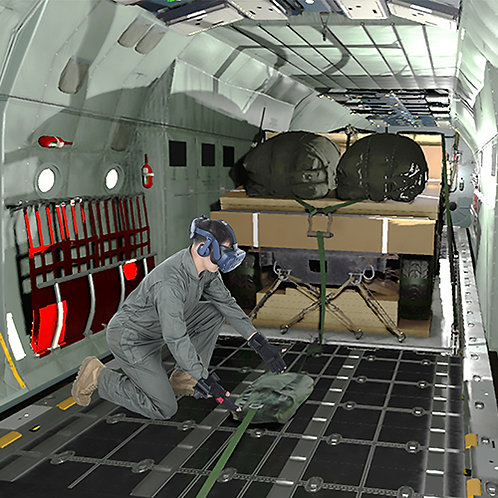 Virtual Loadmaster Training System (VLTS)
