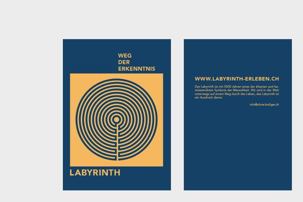 Flyer Labyrinth