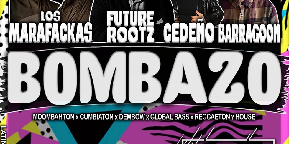 BOMBAZO (UNOFFICIAL WICKER PARK FEST AFTER PARTY)