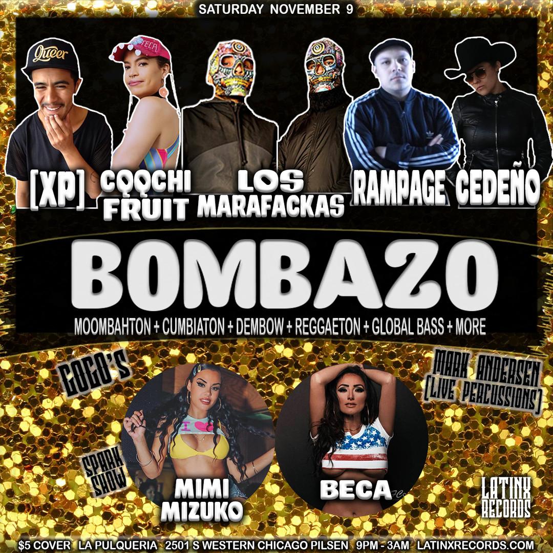 2019.11.09 - BOMBAZO