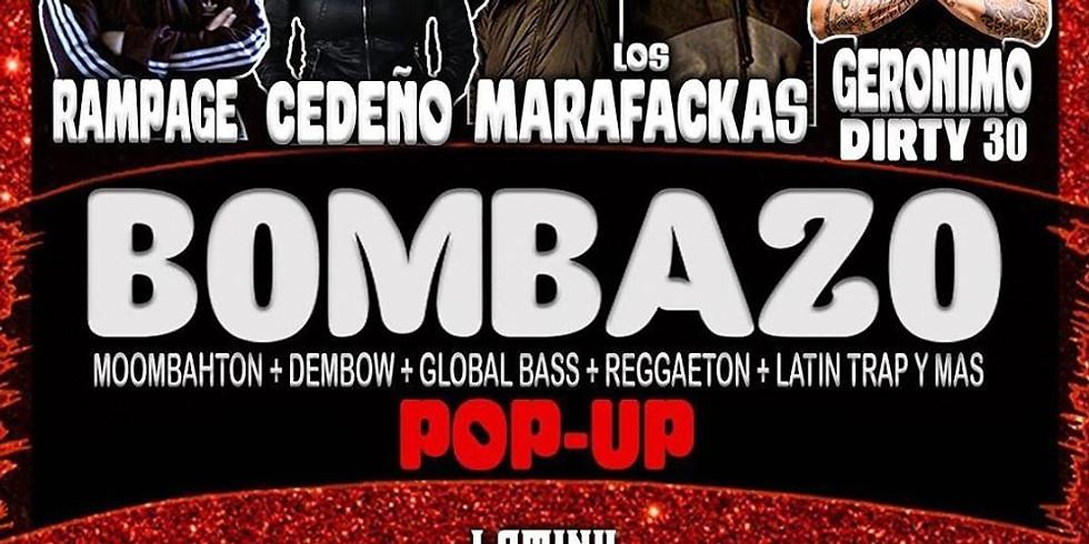 BOMBAZO POP-UP