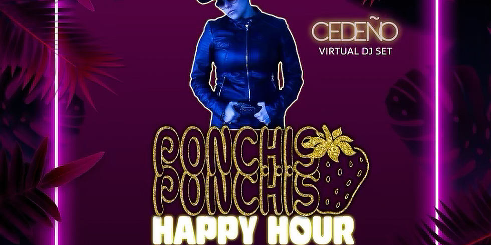 PUNCHIS PUNCHIS HAPPY HOUR / TWITCH LIVE