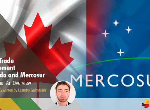 Free Trade Agreement Canada and Mercosur - Part One: An Overview