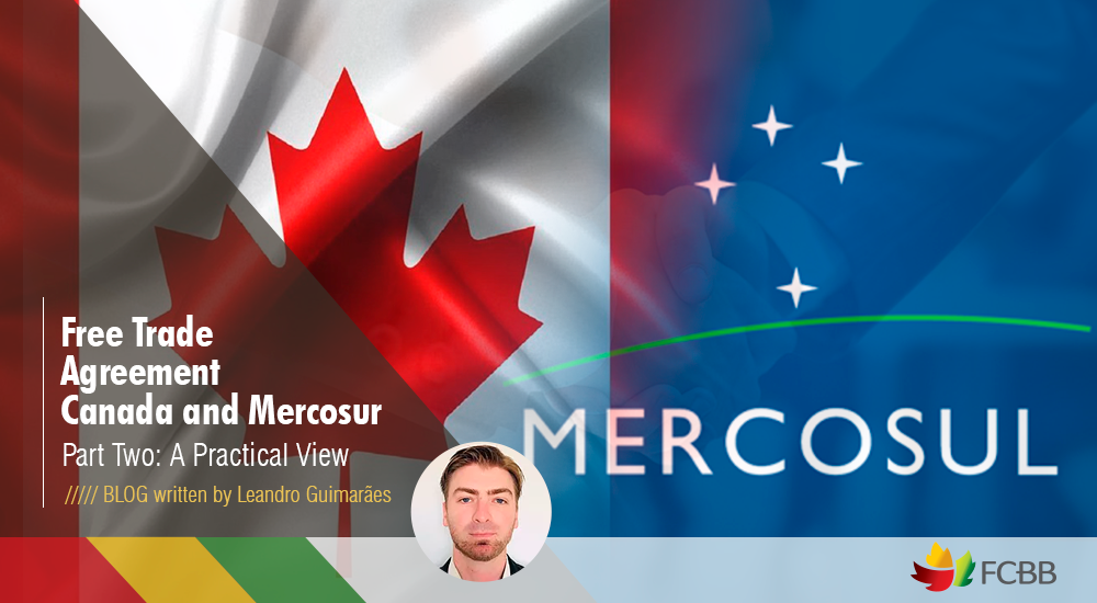 Technology supporting business between Canada and Brazil