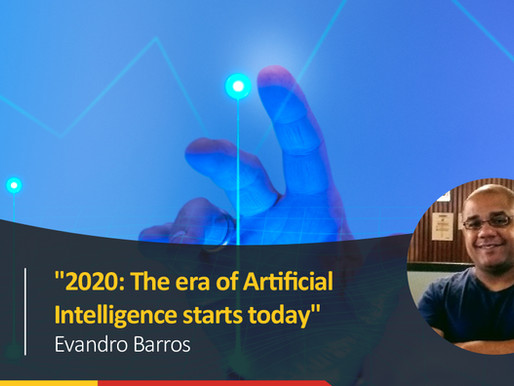 2020: The Era of Artificial Intelligence Starts Today