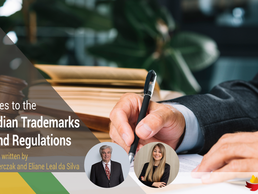 Changes to the Canadian Trademarks Act and Regulations