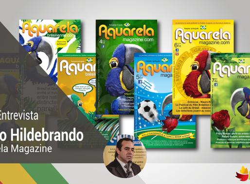 FCBB Entrevista: Bruno Hildebrando | Aquarela Magazine