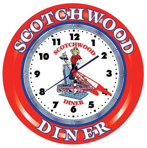 Scotchwood Diner