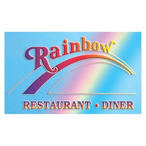 Rainbow Diner Brick