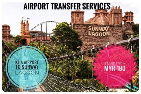 KLIA AIRPORT TO SUNWAY LAGOON