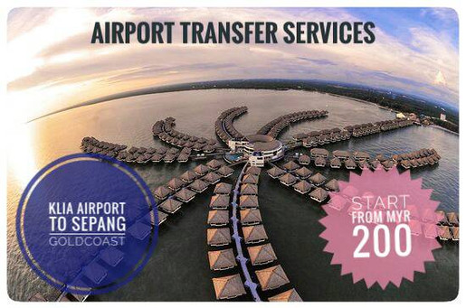 KLIA AIRPORT TO SEPANG GOLDCOAST