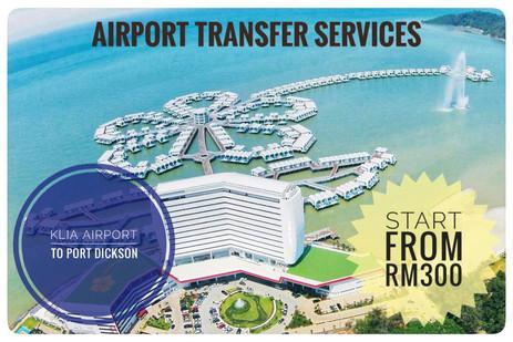 KLIA AIRPORT TO PORT DICKSON