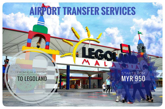 KLIA AIRPORT TO LEGOLAND