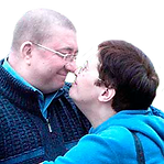 Елена Шаркова и Игорь Сидоров