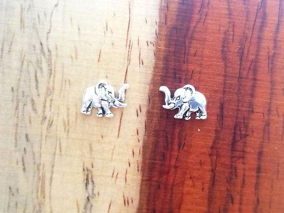 Pendientes Elefante