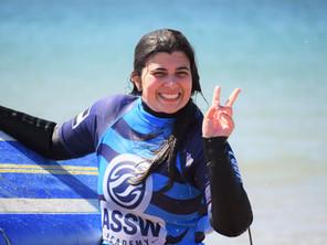 Começou o 10º Programa Cascais Surf para a Empregabilidade