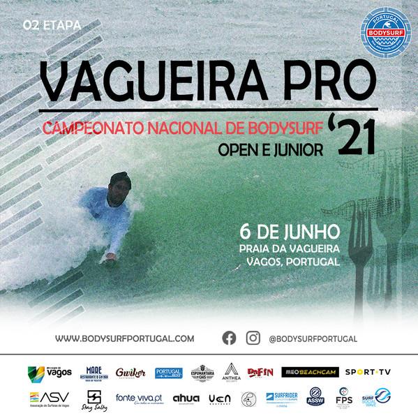 """VAGUEIRA PRO – 6 DE JUNHO - regresso à """"Melhor Praia do Mundo"""""""