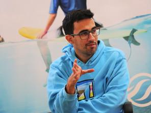 Nuno Vitorino no Programa Surf para a Empregabilidade