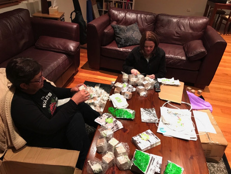 PRODUCTIVITY LESSONS FROM THE SWEATSHOP IN MY LIVING ROOM