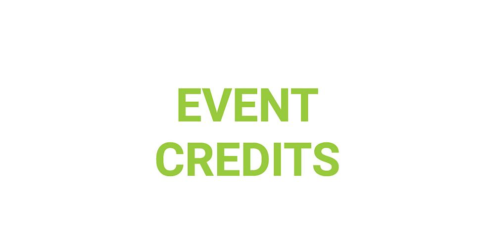 Event Credit