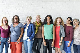 bigstock-Group-of-Women-Happiness-Cheer-