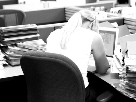 BURNED OUT IN THEIR 30'S – WHAT ARE WE DOING TO EMPLOYEES TODAY?
