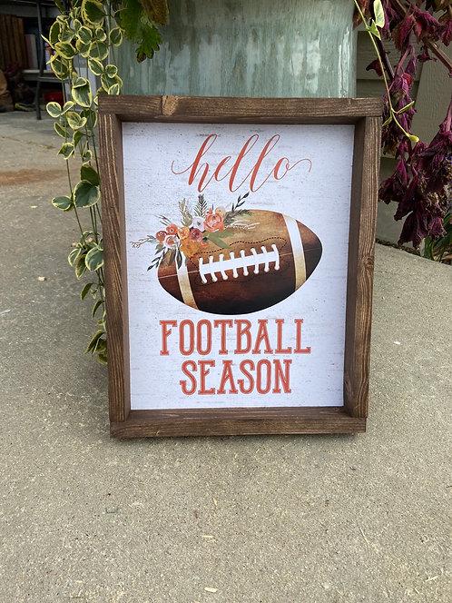 Hello football season