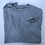 """Thumbnail: """"The Mountains are Calling"""" Sport Grey Long Sleeve T-Shirt"""