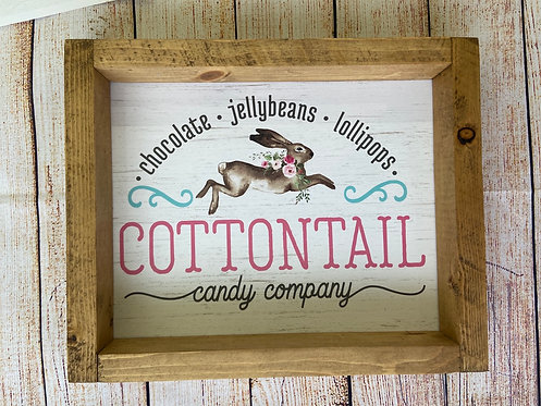 Cottontail candy company