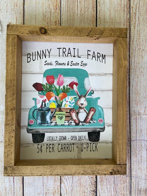 Bunny trail farm