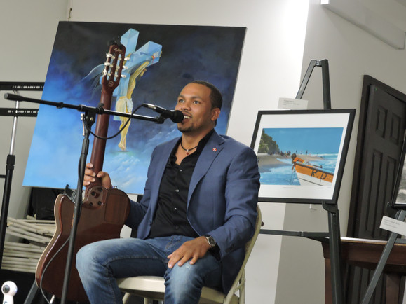 Comisionado Dominicano de Cultura New York