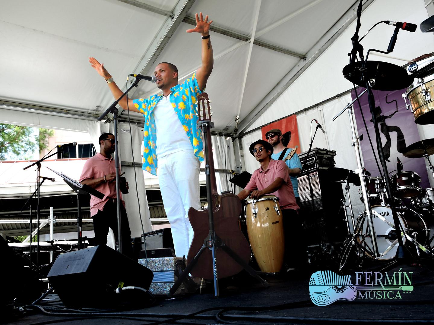 New Orleans 2018 Jazz & Heritage Festival (Jazz Fest 2018)