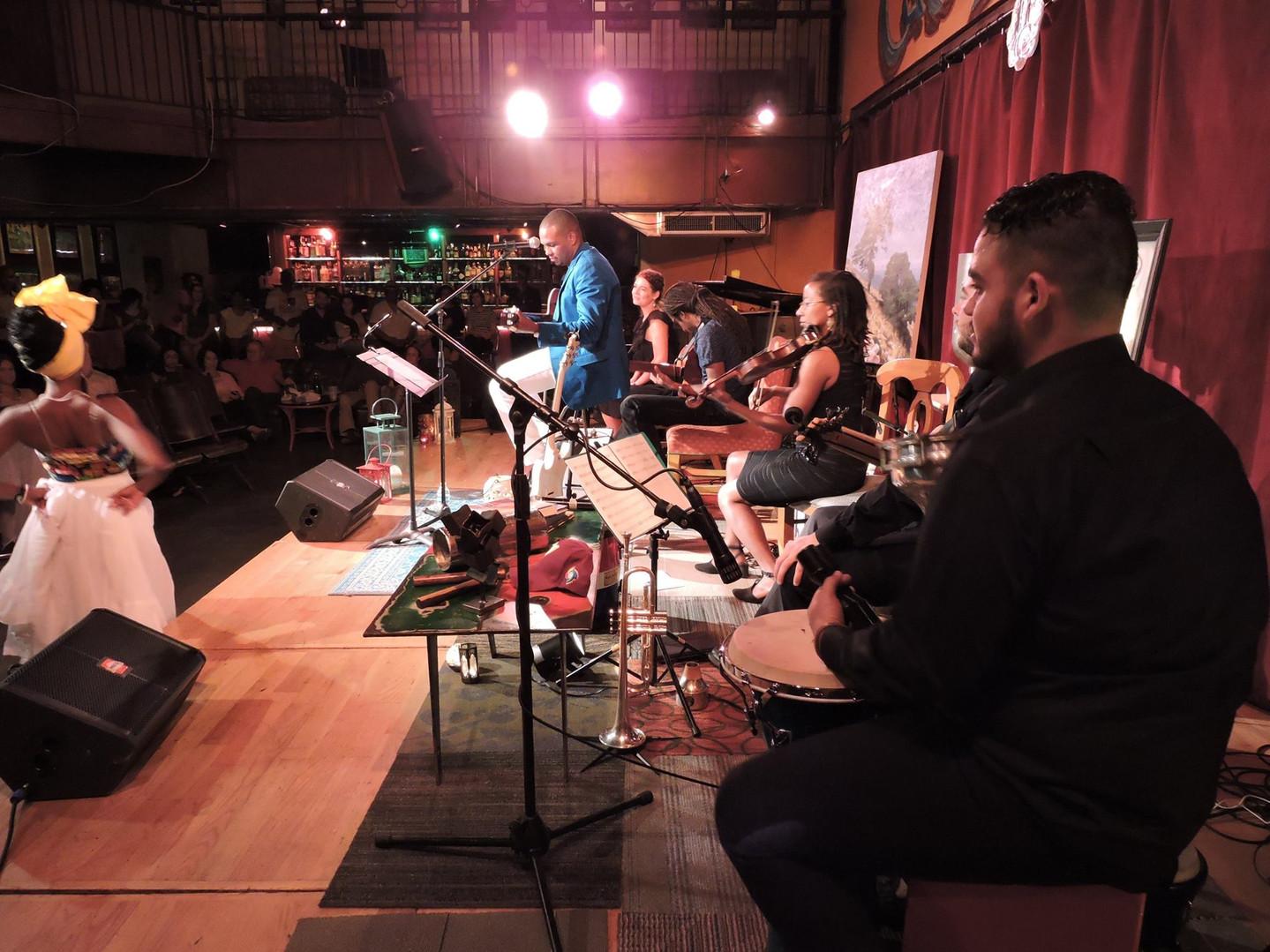 Yo Vengo de Todo Lado Acoustic Concert, AUG 2017
