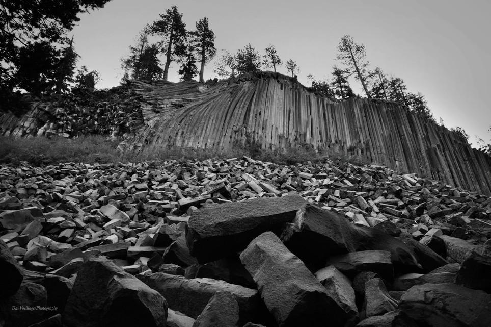 Devils Stockpile, CA
