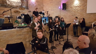 The Unplugged Project (X-Mas Concert 2019 im Anno1928)
