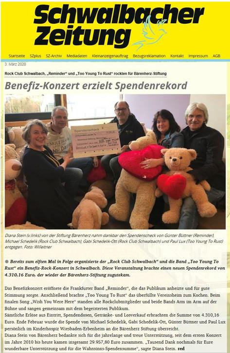 Schwalbacher Zeitung (Online) 03.03.2020