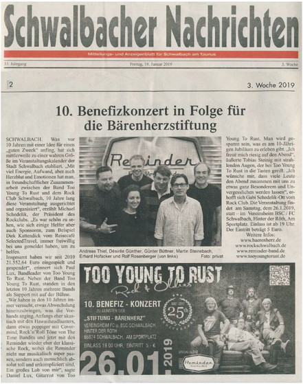 20190118_SN_Presse_BenefizKonzertBaerenh