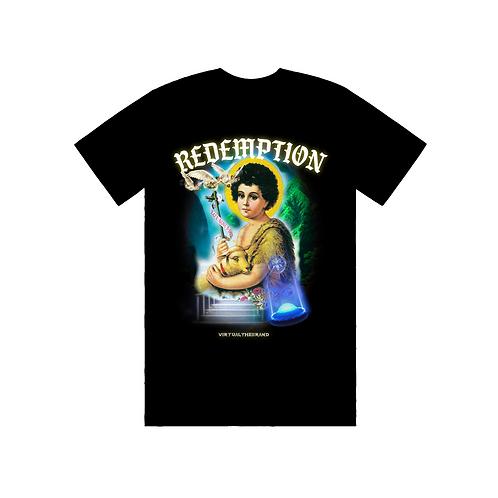 Black REDEMPTION TEE