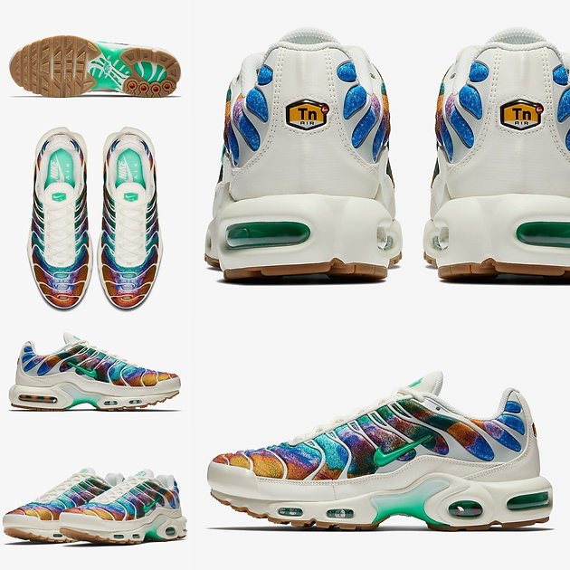 """The Nike Air Max Plus Appears In """"Alternate Galaxy"""" Colorway"""