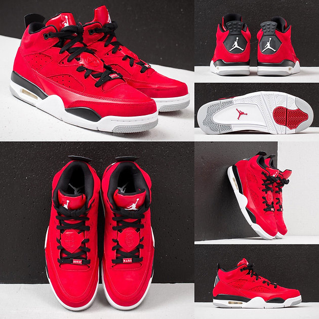 official photos 0f185 24c60 Spike Lee s Jordan Son Of Mars Low Makes A Surprise Return  180