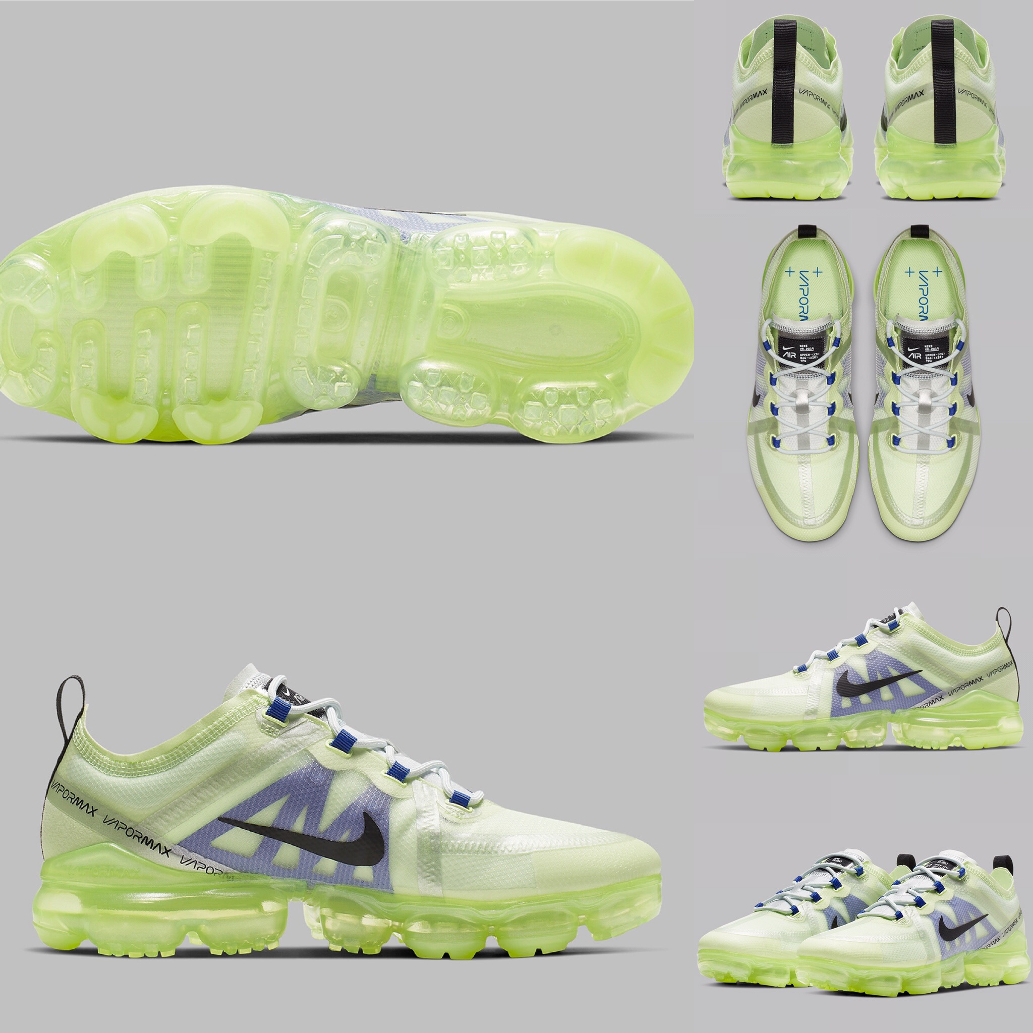 """e550b9e51d The Nike Vapormax 2019 Appears In """"Barely Volt"""" 