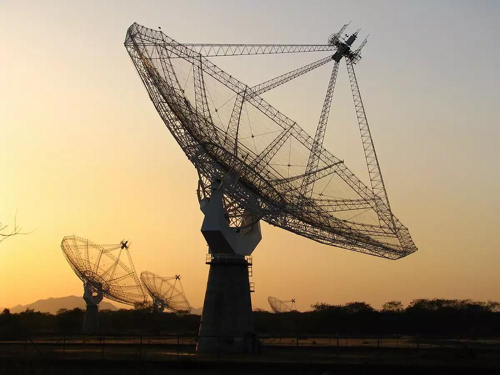 GMRT Telescope