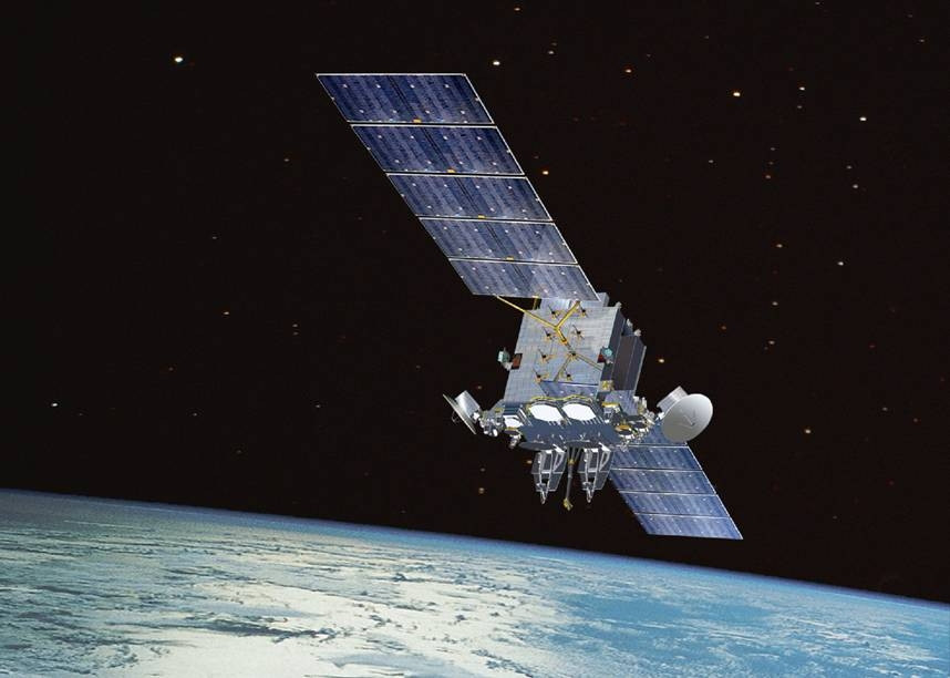 Image of a Satellite