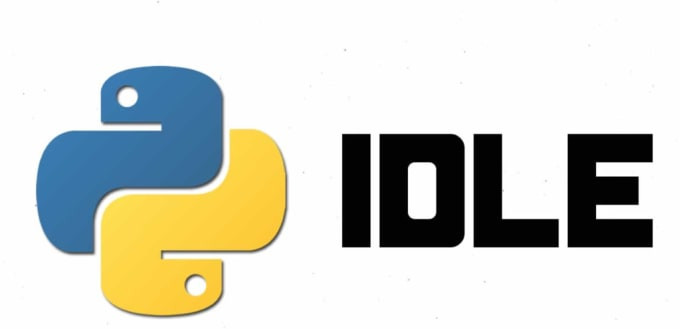 Python IDLE IDE (Logo)