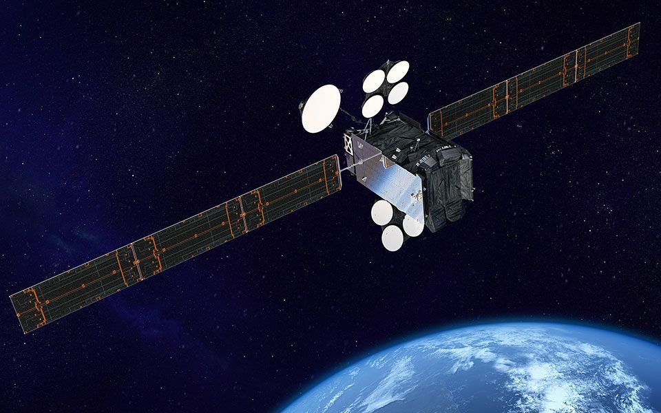 Example of an Artificial Satellite