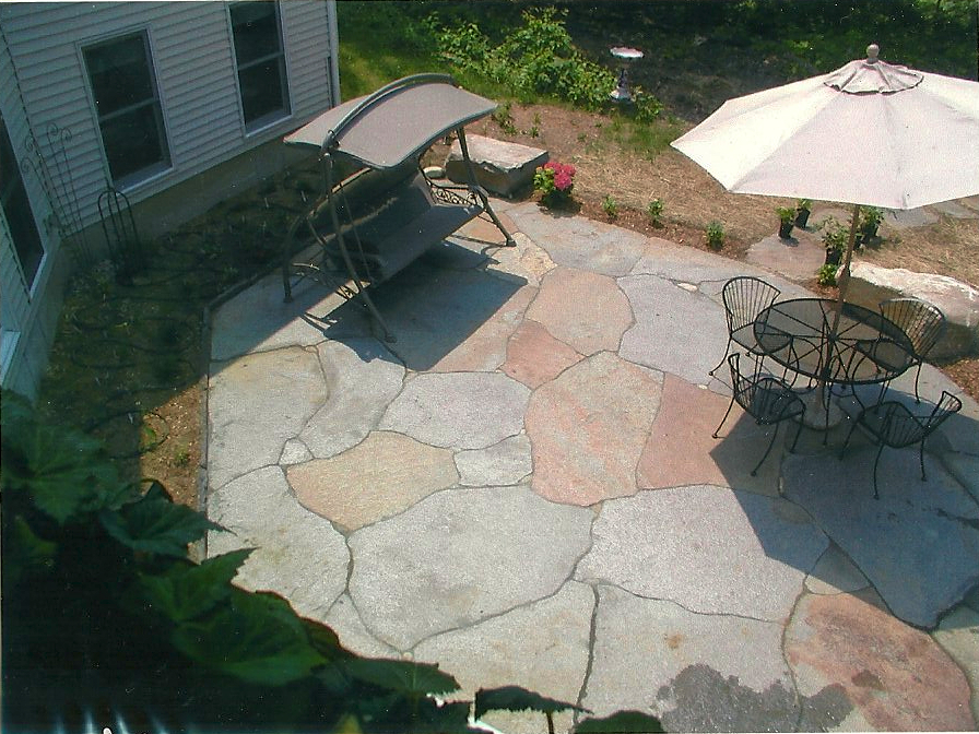 patio terrace design
