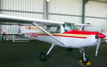 Le Cessna 152 Quebec Fox