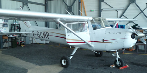 Le Cessna 152 Hotel Papa