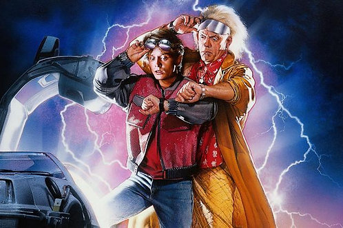 We Don't Need Roads: The Making of the Back to the Future Trilogy [Signed]